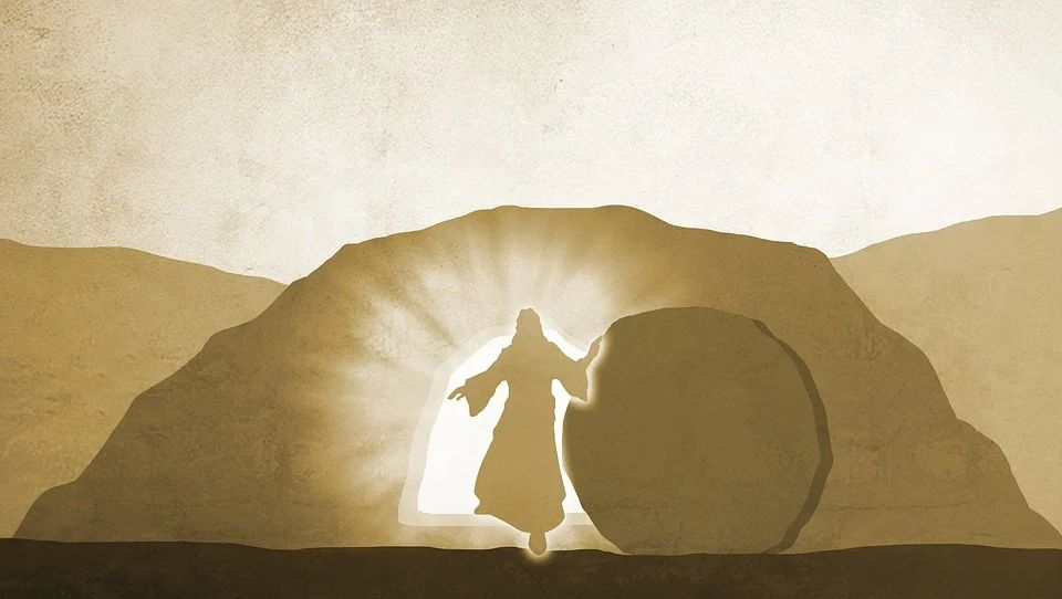 Ostern bei Trinitatis 2021